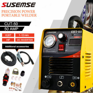 50a Cut 50 Inverter Digital Air Cutting Machine Plasma Cutter Accessories