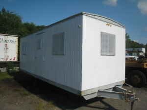20 X 8 Office Trailer