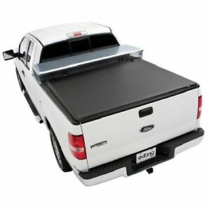 Extang Express Toolbox Tonneau Cover For 2016 2018 Toyota Tacoma 6 Bed