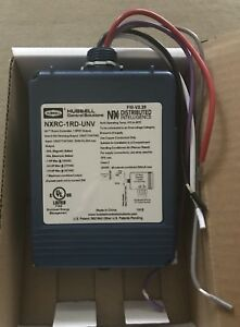 Hubbell Nxrc 1r unv Nx Room Controller 1spst Output New In Box