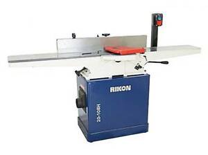 Rikon 20 106h 6 Helical Jointer