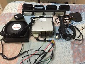 Lot Of Whelen Leds siren Speaker linz6