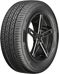 1 New Continental Truecontact Tour P195 65r15 Tires 1956515 195 65 15