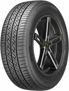 4 New Continental Truecontact Tour P215 55r17 Tires 55r 17 215 55 17