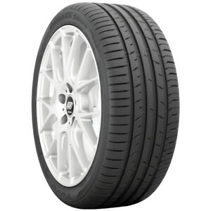 2 New Toyo Proxes Sport 255 35zr19 Tires 35zr 19 255 35 19