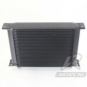 Lr Universal 28 Row An10 Engine Transmission Oil Cooler For Chevy Gmc Duramax