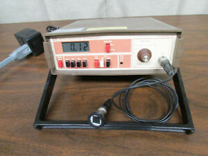 United Detector Model 61 Optometer With Sensor Cable Working
