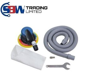 Us Pro 6 150mm Air Dust free Da Orbital Palm Sander With Dust Extractor 8323