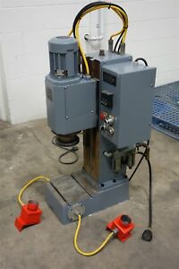 Used B 310 Orbitform Riveter Bench Orbital Riveting Machine B310