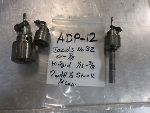 Drill Press Chuck Jacobs Others Powermatic Clausing Chuck Key