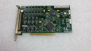 National Instruments Pci 6528 Ni Daq Card Isolated I o