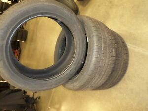 Used Pirelli Scorpion Zero 275 45r20 110h Blackwall Tire