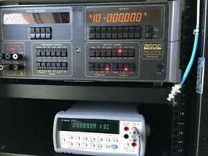 Agilent hp keysight 34401a Dmm 6 Digit tested Round Buttons S n My47015386