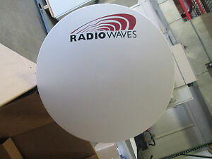 New Hp2 23dw2 Radiowaves Microwave Antenna 23 Ghz 24 Inch Dragonwave Products