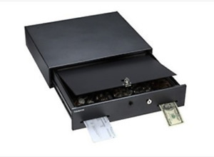 Mmf Cash Drawer steelmaster Alarm Alert Draw