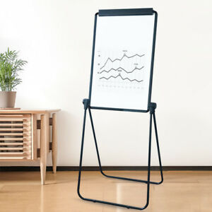 U stand Whiteboard Flipchart Easel 36x24 Inches double Sided Magnetic Dy Erase