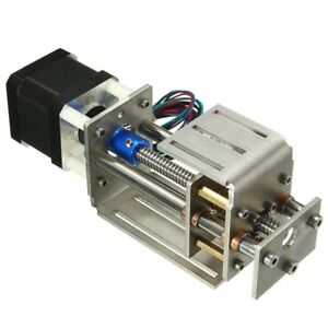 Wisamic Cnc Z Axis Slide Table 60mm Stroke Diy Milling Linear Motion For 3 Axis