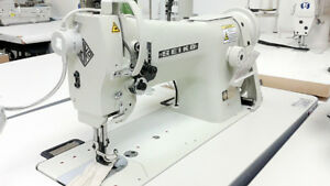 Seiko Sth 8bld 3 Walking Foot Leather Sewing Machine Made In Japan New