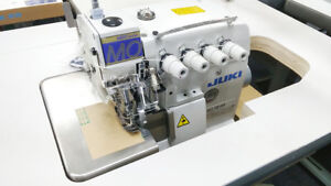 Juki Mo 6816s Fully Assembled Five Thread Industrial Serger Machine Mo 6716s