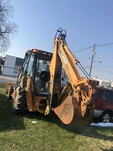 2006 Case Backhoe 580 Super M Series 2 With Extendahoe A z