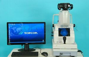 Topcon Trc nw8 Non mydriatic Digital Imaging Fundus Camera W Imagenet