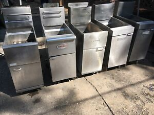 Dean Commercial Deep Fryer
