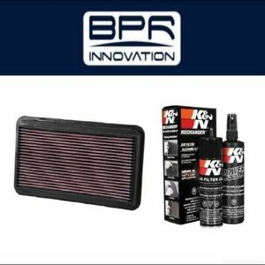 K n Air Filter 33 2145 1 99 5000 Cleaning Care Service Kit
