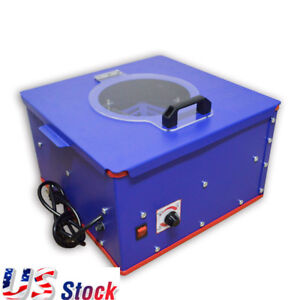 Us 110v Pad Printing Electric Emulsion Coating Machine Steel Plate