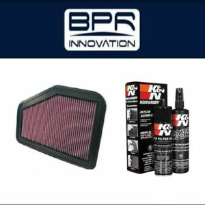 K n Air Filter 33 2919 99 5000 Cleaning Care Service Kit