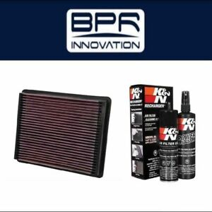 K n Air Filter 33 2135 99 5000 Cleaning Care Service Kit