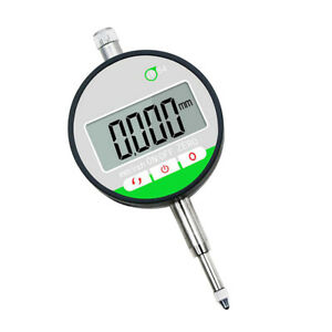 0 001mm Digital Probe Electric Dial Indicator Range 0 12 7mm Gauge