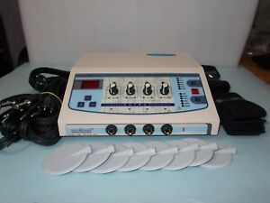 Electrotherapy Physical Relief Therapy 4 Ch Electrotherapy Cont