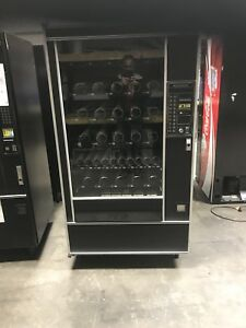 Ap 113 Snack Machine With Dollar Bill Accepter