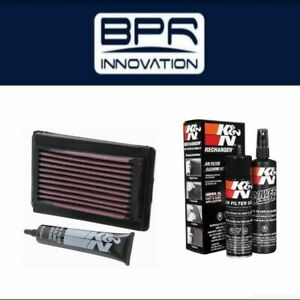 K n Air Filter Ya 6604 99 5000 Cleaning Care Service Kit