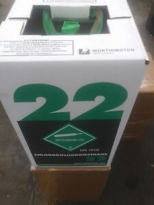 R22 Refrigerant 10lb Cylinder 10lbs Of Refrigerant Best Price On Ebay