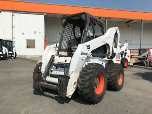 Used Bobcat Skidsteer S250 Price Drop