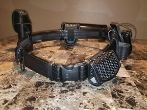 Correctional Officer And Police Officer Duty Belt