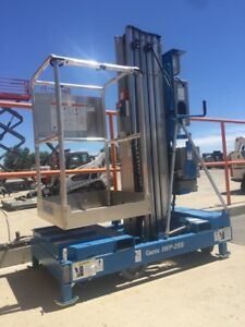 Genie Aerial Lift Single Man Lift