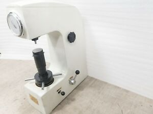 Rockwell Type Hardness Tester 150kgf Maximum Load hr 150a