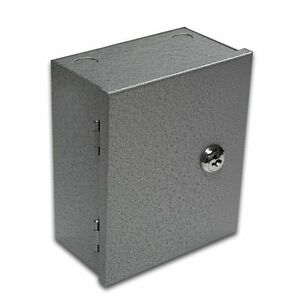 Sb854 7 5 Electrical Enclosure Cabinet Alarm Locking Box Distribution Box