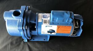 Goulds Gt15 Irri gator Self Priming Centrifugal Pump New