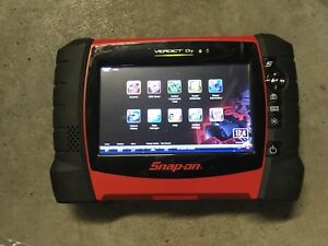 Snap On Verdict D7 Diagnostic Scanner 17 4