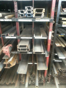 Steel Channel 6 X 8 2 ft X 60