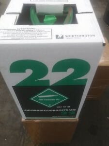 R22 Refrigerant 15lb Cylinder 15lbs Of Refrigerant Best Price On Ebay