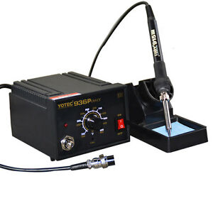 110v 220v Inverter Frequency Change Electric 936 Soldering Station Irons Iron
