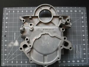 Ford Front Timing Cover New Rf e7pe 6059 aa Oem