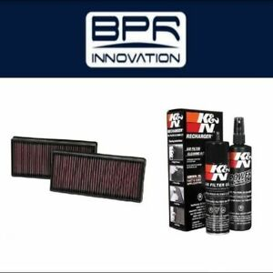 K n Replacement Air Filter 33 2474 99 5000 Cleaning Care Service Kit