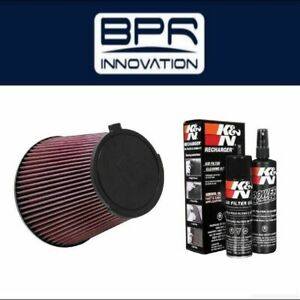 K n Replacement Air Filter E 1993 99 5000 Cleaning Care Service Kit