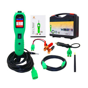 Electric Circuit Tester Power Probe Kit Car Auto Diagnostic Scan Tool Wi Switch