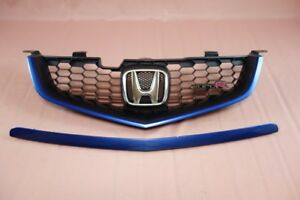 Jdm Honda Accord Euro r Cl7 acura Tsx Front Grille Genuine Oem